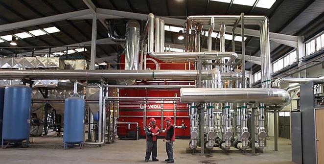 Veolia spustila do prevádzky najväčší systém CZT v Španielsku