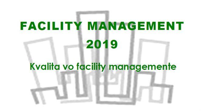 Pozvánka na konferenciu: FACILITY MANAGEMENT 2019