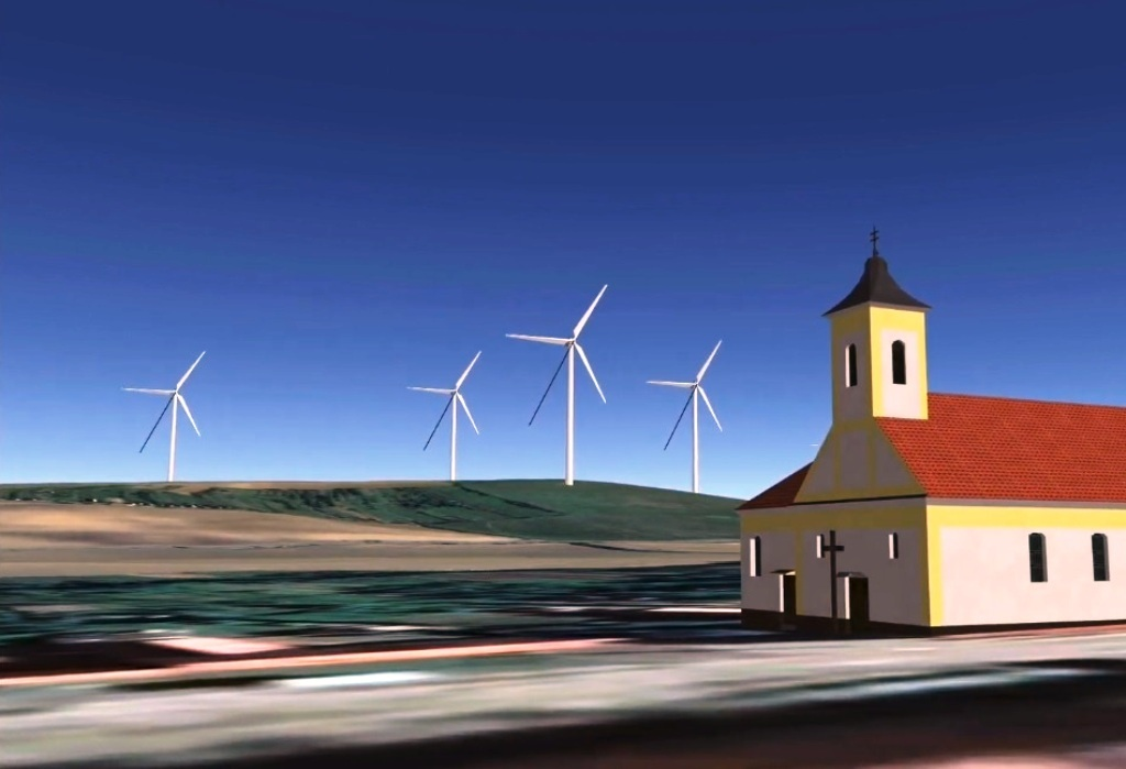 Prvá veľká veterná elektráreň má vyrásť na západnom Slovensku