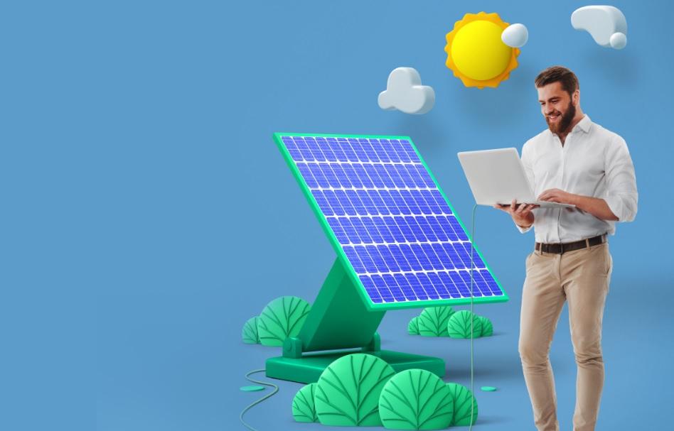 VSE ponúka 100 % zelenú elektrinu vyrobenú výlučne z obnoviteľných zdrojov