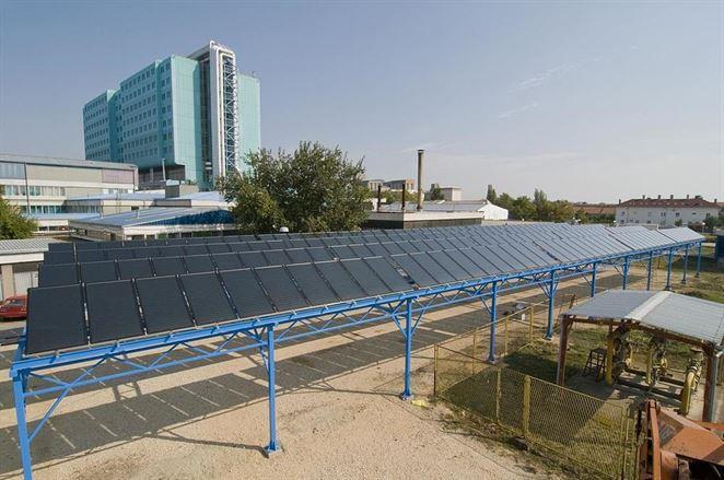 Solárny ohrev vody a dôležitosť čistého výmenníka tepla
