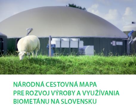 SIEA vydala cestovnú mapu pre rozvoj biometánu