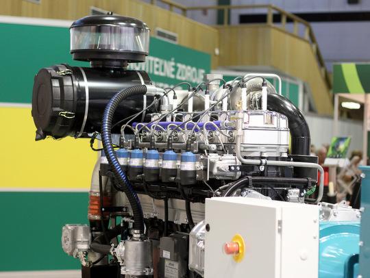 Spoločnosť SCHNELL Motoren AG predstavuje na Agritechnica 2013 nové riešenia pre kogeneračné jednotky