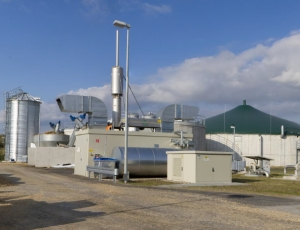 V Dvoroch nad Žitavou vyrastie nová bioplynová stanica