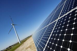 Podiel obnoviteľných zdrojov na spotrebe energie vzrástol vEÚ vroku 2013 na15 %