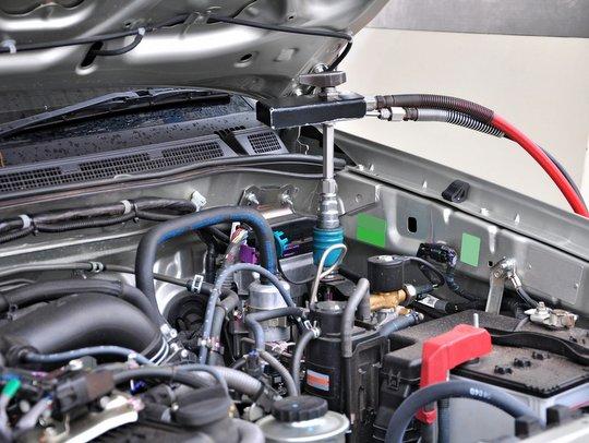 Počet CNG vozidiel v Česku prekročil už 8 tisíc