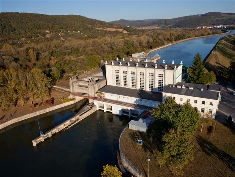 Vodné elektrárne vo vlastníctve Slovenských elektrární